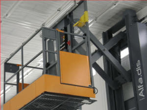 Alfalift hydraulic & electric Scissor lift - Alfadis Platforms