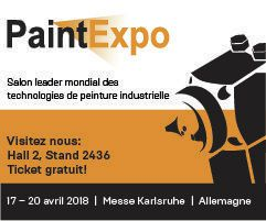 Alfadis Platforms @ PaintExpo 2018
